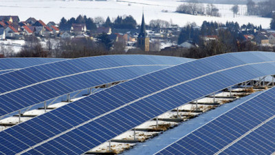 Half of Germany's Power Can Come from Solar