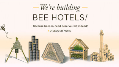 Bevy of Brands Abuzz with Bee Campaigns