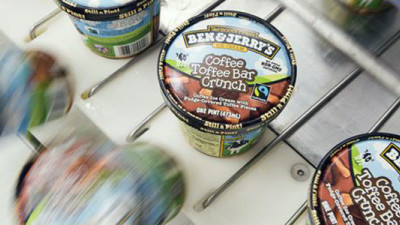 Ben & Jerry's Sourcing New Ingredients, Renaming Flavors to Meet Non-GMO, Fairtrade Standard