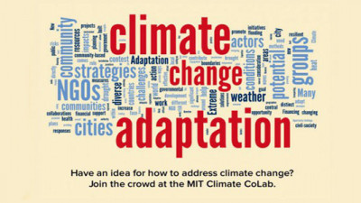 MIT Crowdsourcing Solutions for Host of Issues Related to Climate Change