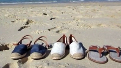 LA Entrepreneur Crowdfunding Sustainable Sandals in Brazil