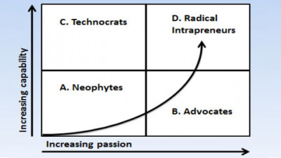 Are You a Radical Intrapreneur?