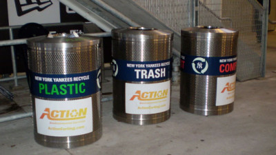 Fans More Likely to Attend Sporting Events When Stadiums Compost and Recycle