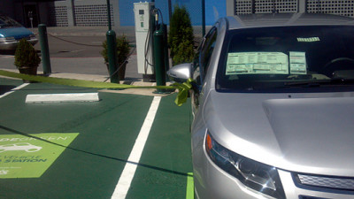 Caesars Adds EV Charging Stations at 13 Resorts, Soon to Be Nationwide