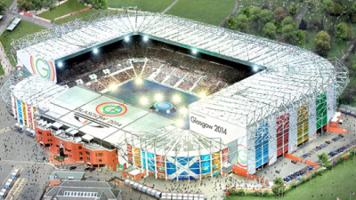 Food Waste Used to Construct Venues for 2014 Glasgow Commonwealth Games