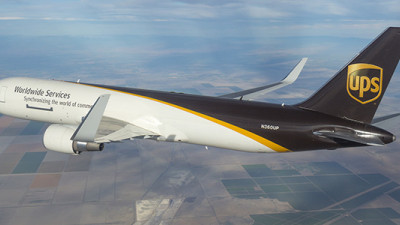 UPS Increases Deliveries, Still Meets Carbon-Intensity Reduction Goal Three Years Early