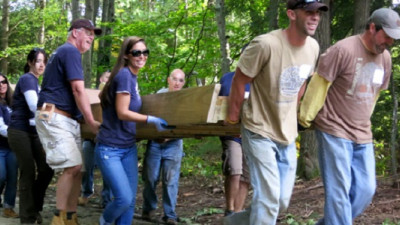 Timberland Launches Serv-a-palooza Challenge to Recruit and Reward Volunteers