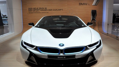 BMW i's Fast Charger Charges EVs Up to 80% in 30 Min