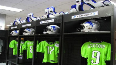 Detroit Lions Kick Off Play to Achieve 100% Recycling Rate