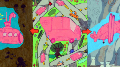 Children Imagine Much More Than the Car of the Future in Toyota's Dream Car of the Day Campaign