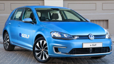 VW Offering Holistic Approach to Electric Mobility with e-Golf, Carbon-Reduction Projects
