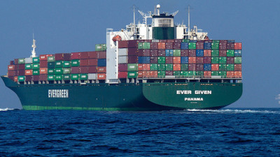 Global Shipping CO2 Emissions Dropping Each Year, 8% Between 2012 and 2013