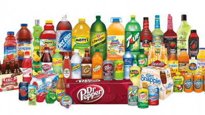 Dr Pepper Snapple's Packaging Redesign Saves Over 60M Tons of Plastic, A Year Ahead of Goal
