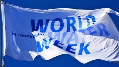 World Water Week: Energy, Water Communities Must Cooperate to Meet Global Challenges