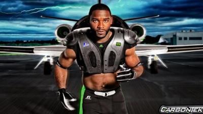 Russell Athletic Using Boeing's Dreamliner Carbon Fiber in New CarbonTek Football Shoulder Pads