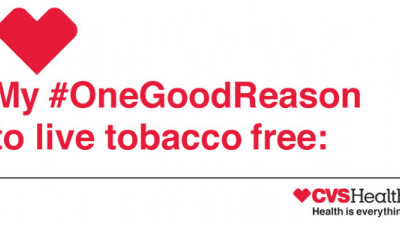 CVS Rebrands as CVS Health, Takes Next Steps to Making America Tobacco-Free