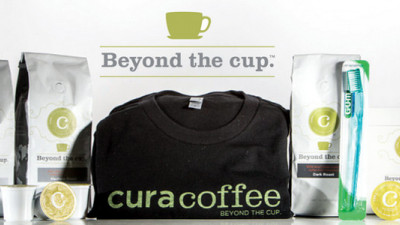 Cura Setting Out to Create Local and Global Impact 'Through Simply Enjoying Coffee'
