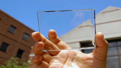 Scientists Develop Transparent Solar Cells That Turn Windows Into Solar Panels