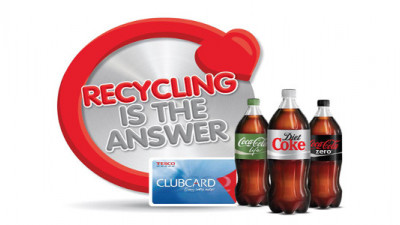 Coke Teams Up with Nestlé, Tesco and More in Latest Push to Improve Consumer Recycling Habits