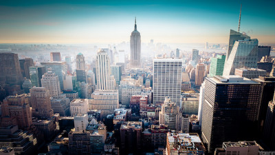 AkzoNobel, The Nature Conservancy Partner with Rockefellers to Enhance Urban Building Resilience