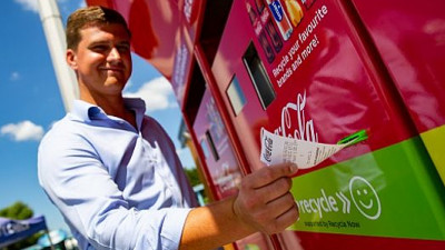 Coca-Cola Rewards Recycling at UK Theme Parks with 50% Discounts