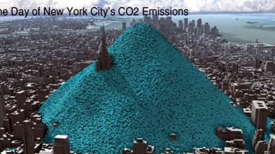 NYC Commits to Reduce Emissions 80% by 2050