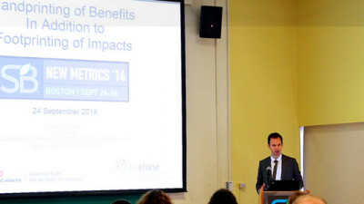 #NewMetrics '14: LCA — Not Just for Carbon Footprinting Anymore