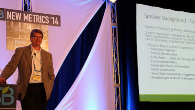 #NewMetrics '14: Kingsbury Navigates Vast Landscape of Tools, Imagines 'Uber Tool' for Chemical Evaluation