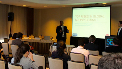 #NewMetrics '14 Panel Explores Data-Derived Solutions to Top Global Supply Chain Risks