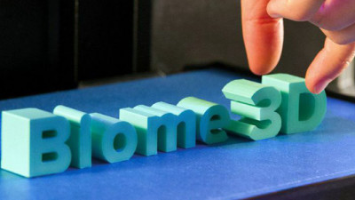 Biome Bioplastics Unveils Plant-Based 3D-Printing Filament to Rival Oil-Based Counterparts