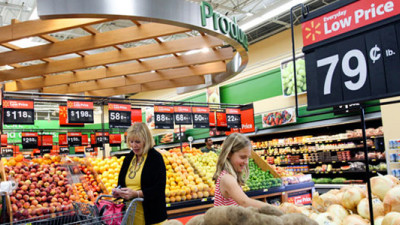 Walmart Announces New Commitment to a Sustainable Food System
