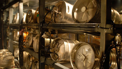 Craft Brewers Dramatically Reducing Carbon Emissions by Sharing Kegs
