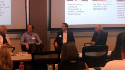 J&J, HP, Kaiser Discuss Effective Metrics, Messaging in Push for Sustainability in Healthcare
