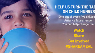 Unilever, Josh Duhamel Latest to Join Feeding America in Tackling Child Hunger in the US