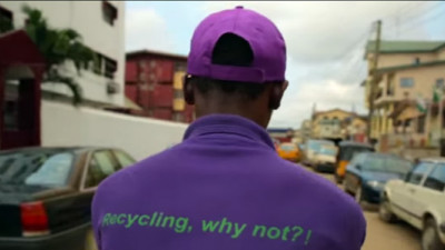 Nigerian Pedal-Powered Recycling Initiative Takes 2014 Sustainia Award for Best Sustainability Solution