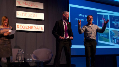#SB14London: Barry Digs Deep Into Challenges, Lessons Learned as M&S Embarks on Next Phase of 'Plan A'