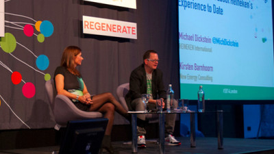 #SB14London: Heineken Reveals Secrets of Successful Intersection of Sustainability and Marketing