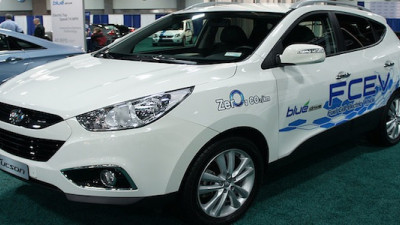 Hyundai Launching First Hydrogen Fuel Cell Vehicle in Canada