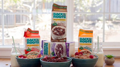 Nature's Path, Back to the Roots Partner to Bring Organic Cereals to Every School in America