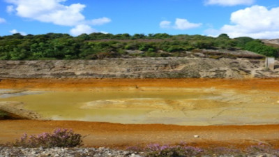 UK Researchers Cleaning Mine Water with Algae