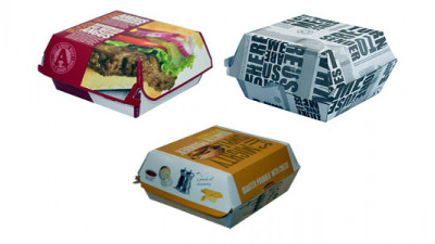 BASF, Schuster Developing Greaseproof, Recyclable Cardboard for Fast Food Packaging