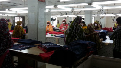 VF Corporation Helping Fund Safety Improvements in Bangladeshi Factories