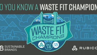 Could You or Your Colleagues Be Waste Fit Champions?