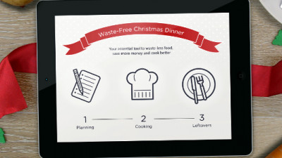 Christmas Dinner Reimagined: Designing Out Festive Food Waste