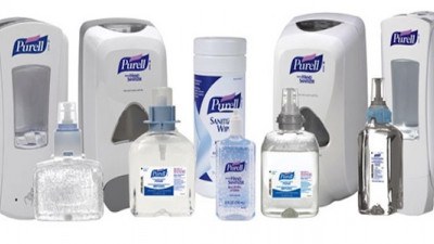 PURELL® Hand Sanitizer Producer Hits Sustainability Goals 2 Years Early