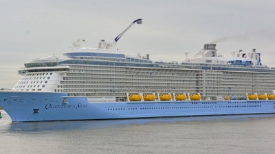 Royal Caribbean Retrofitting 19 Ships With Sulfur Dioxide Scrubbers