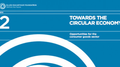 Circular Economy Promises $700 Billion in Savings for Consumer Goods Industry, Report Says