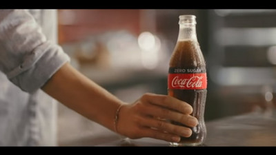 Coca-Cola GB Campaign, Packaging Redesign Nudge Consumers Toward Lower-Sugar Options