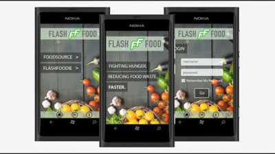 FlashFood Mobile App Diverts Restaurant Food Waste To Feed the Hungry