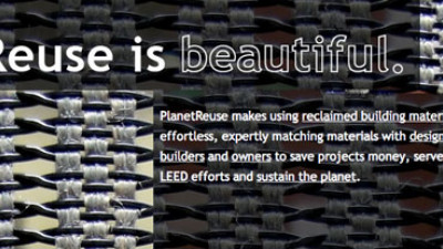 PlanetReuse: Redirecting Building Waste from Landfill to LEED Projects
